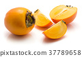 persimmon, orange, fruit 37789658