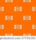 Futsal or indoor soccer field pattern seamless 37793285