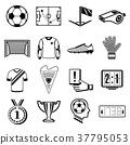 足球 ICON 圖示 37795053