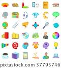 network, marketing, icon 37795746