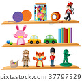 wood, shelves, book 37797529