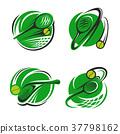 网球 运动 图标 37798162