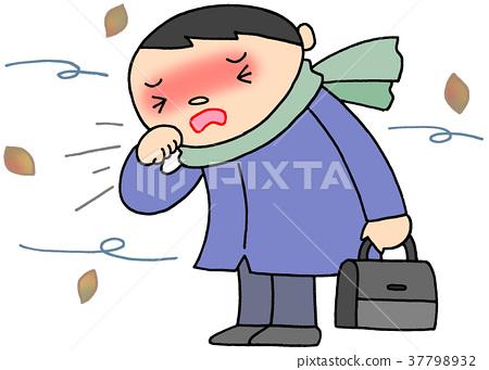flu, influenza, cold wind 37798932