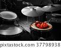 鼓 爵士樂 鈸 37798938