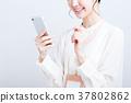 女商人(智能手機) 37802862