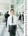 นักธุรกิจระดับกลาง 37802905