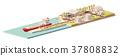 向量 向量圖 船 37808832