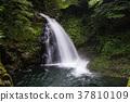 fudo waterfall, 5 waterfalls of akame, akame 48 waterfalls 37810109