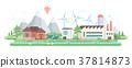 design modern flat 37814873
