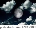 background, lunar, month 37815903
