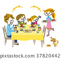 family dining table 37820442