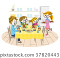 family dining table 37820443