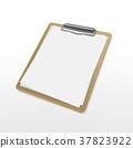 blank, board, clip 37823922