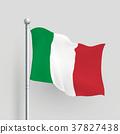 3d vector Italy flag 37827438