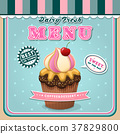 menu vector cover 37829800