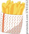 편의점 감자 튀김 1 37831012