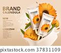 Calendula hand cream ads 37831109
