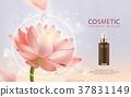 Essential oil poster design 37831149