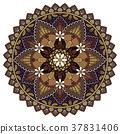 Decorative Mandala ornament 37831406