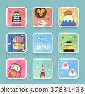 Japan cultural symbol 37831433