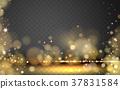 golden stars bokeh background 37831584