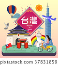 Adorable taiwan travel poster 37831859