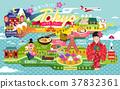 Japan Travel poster 37832361