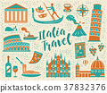 Italy travel collections 37832376