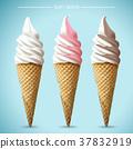 Soft serve element 37832919