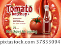 tomato ketchup ad 37833094