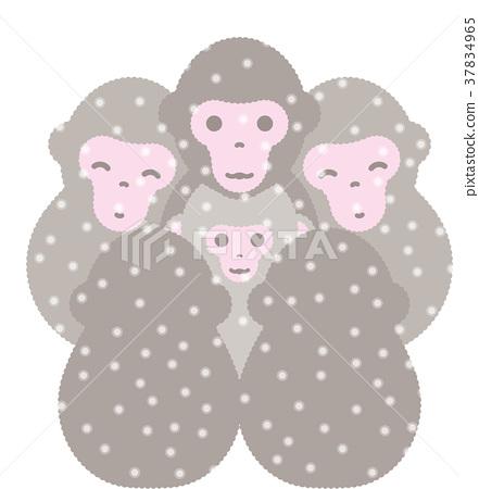 猴子餃子 37834965