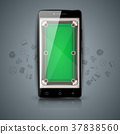 billiard, table, game 37838560