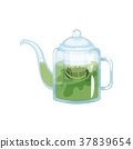 tea, herbal, teapot 37839654