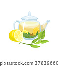 tea, herbal, glass 37839660