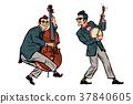 音乐 音乐家 爵士乐 37840605