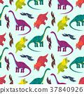 dinosaur, pattern, dino 37840926
