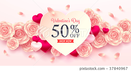 """Valentine Special offer and sale with """"50% off"""" 37840967"""