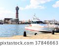 從Hakata福岡市博多區的中心街景Bayside Place Hakata 37846663