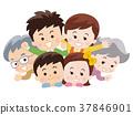 家庭 家族 家人 37846901