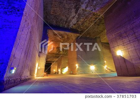大谷博物館的地下採礦現場 37851703
