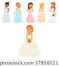 新娘 婚禮 性格 37856521