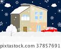 หิมะที่พักอาศัย 37857691