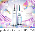Colorful cosmetic ads 37858259