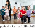 children dancing tango 37865149