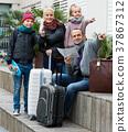 family, children, travellers 37867312