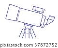 望远镜 37872752