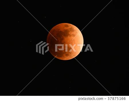 月全食(日本35年来第一次超级蓝血月亮)= 1月31日,相关搜索 37875166