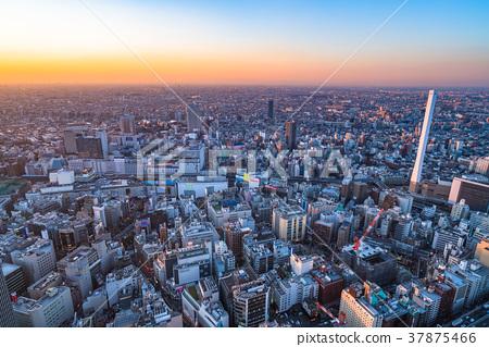 《東京》池袋的黃昏 37875466