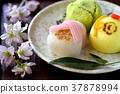 wagashi, japanese confectionery, japanese candies 37878994