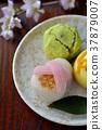wagashi, japanese confectionery, japanese candies 37879007